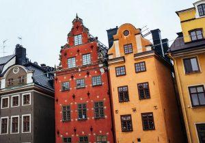 Leiebil & bilutleie i Stockholm