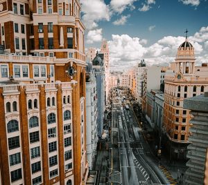Leiebil & bilutleie i Madrid