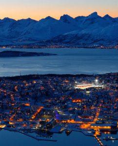 Bilutleie & leiebil Tromsø Langnes lufthavn