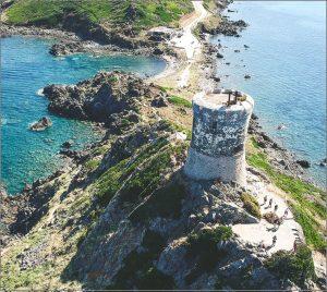 Bilutleie & leiebil Ajaccio Korsika lufthavn